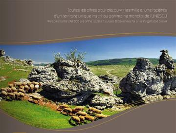 Causses & Cévennes brochure
