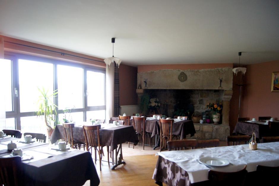 Hôtel de la Poste, salle du petit-déjeuner