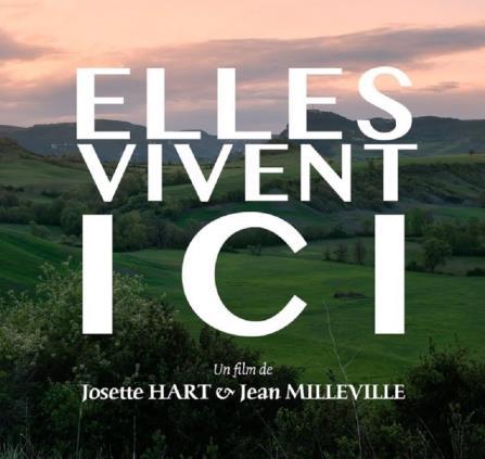 ELLES VIVENT ICI
