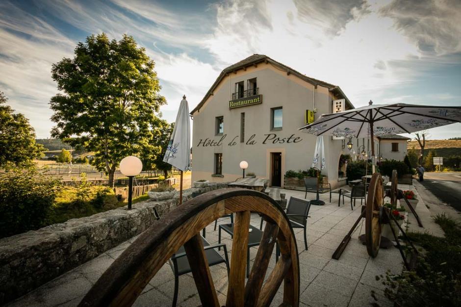 Hotel de la poste-Chateauneuf de Randon_19