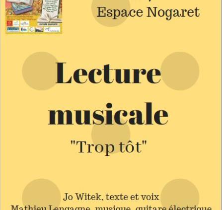 Lecture-Witek