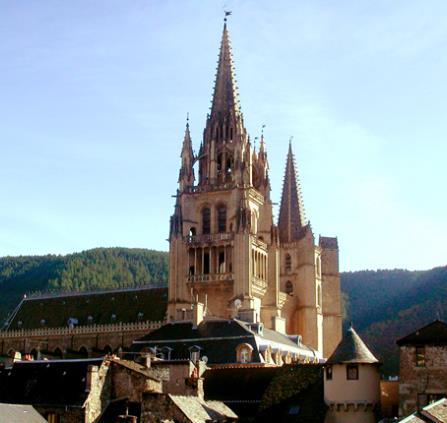 Cathedrale-mende-visite-guide, patrimoine
