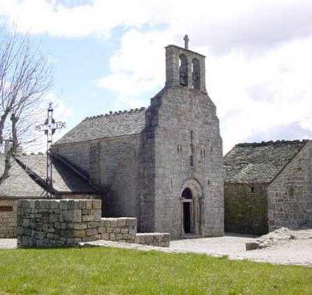 Eglise de la Garde-Guérin
