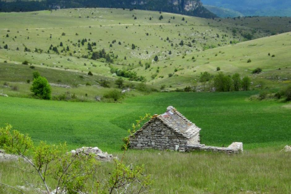 10-PAROS Mt CHABRIO le cabane de berger
