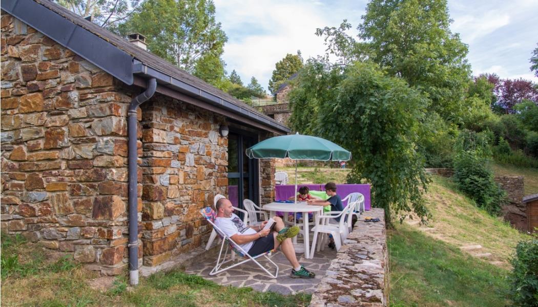 Village de gîte de Barre-des-Cevennes