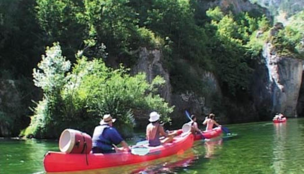 Canoë 2000 - Descente Gorges du Tarn