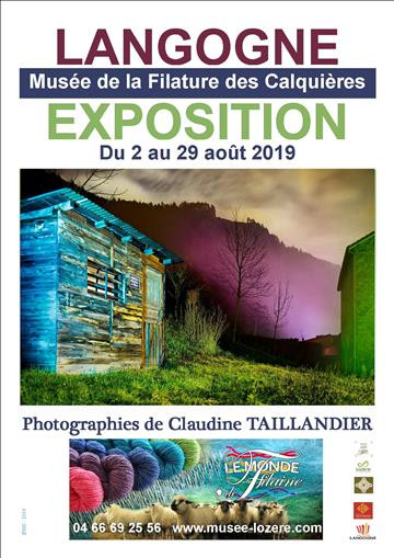 Exposition Claudine Taillander