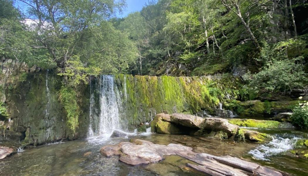 Cascade du Tournel