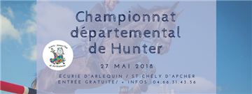 Chamionnat de hunter