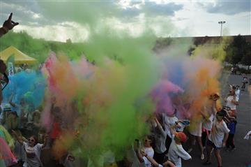 Color run Langogne (1)