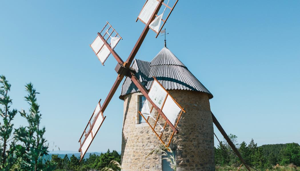 Moulin à vent de la Borie