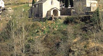 Eglise Saint-Préjet - Les Vignes