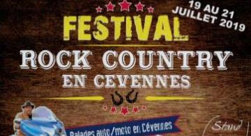 Festival Rock country en Cévennes