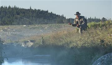 Gimenez Michel guide de pêche