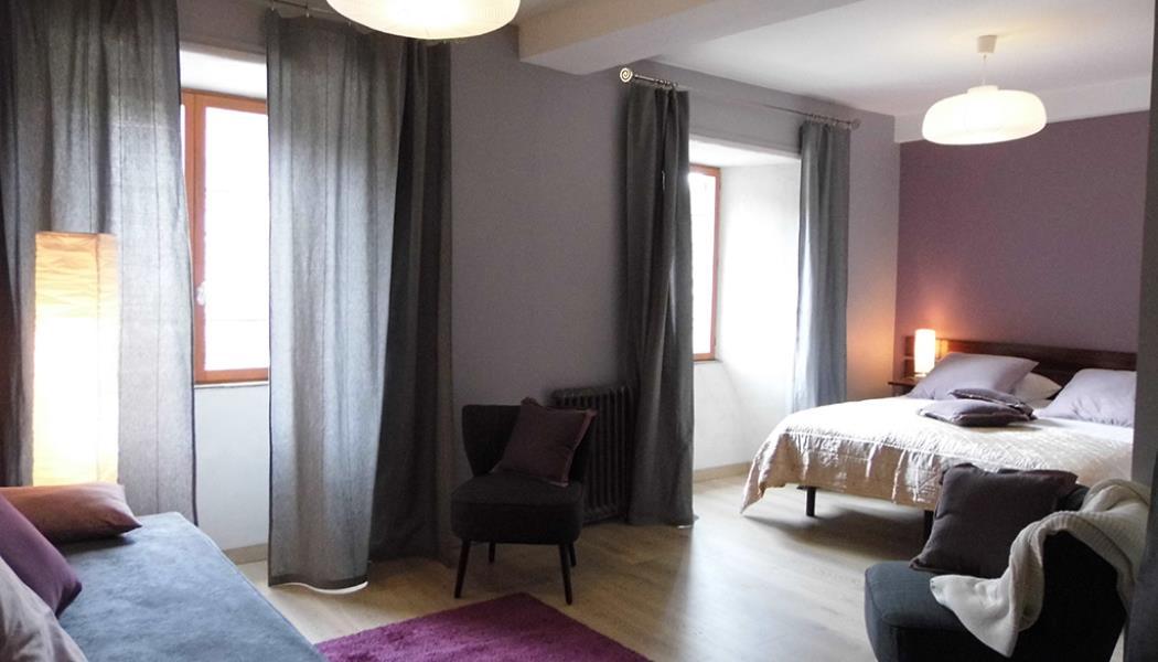 ROSE.l'AtelierS, chambre d'hôte, Bagnols-les-Bains