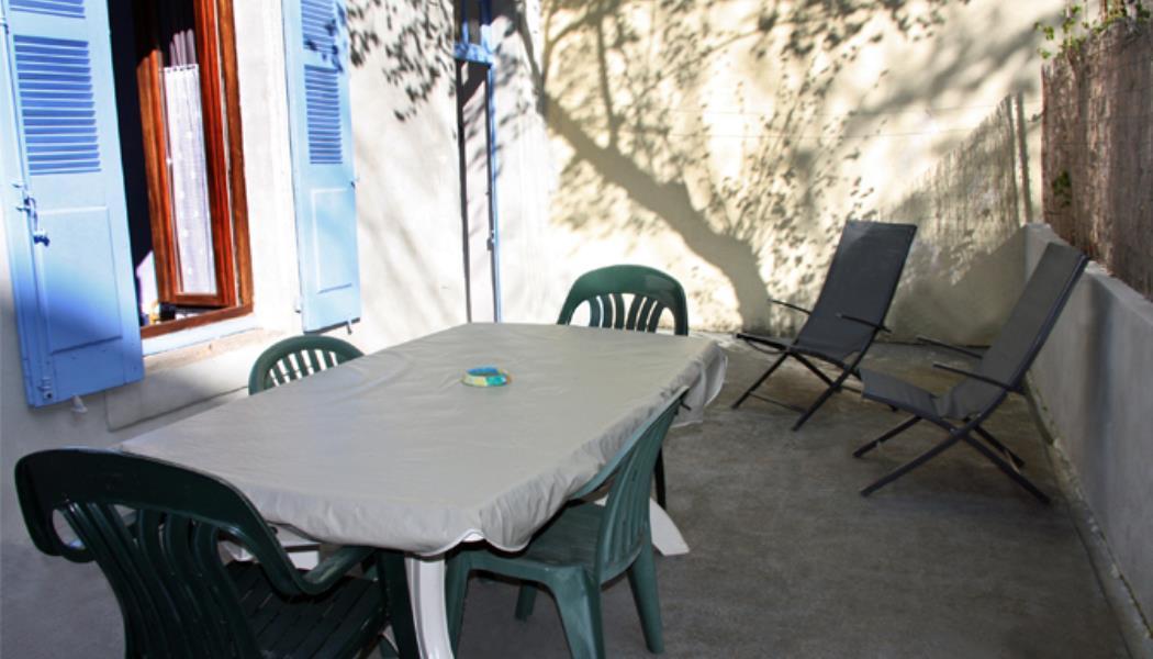 Nivoliès - terrasse