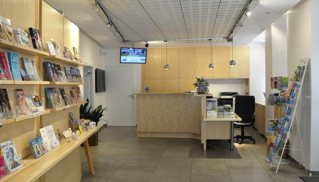 Office de Tourisme de l'Aubrac aux Gorges du Tarn - Bureau de La Canourgue