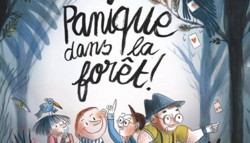 Panique dans la Forêt - Weepers Circus