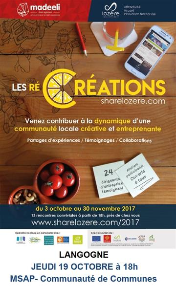 Recreations Share Lozere -19-10
