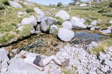 Source du Tarn Sieste