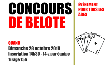 belote 28octobre