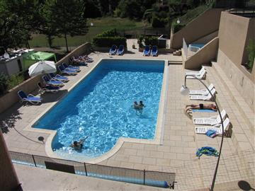 camping saint pal piscine