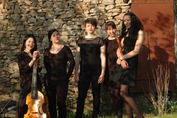 Ensemble baroque Les Passagères