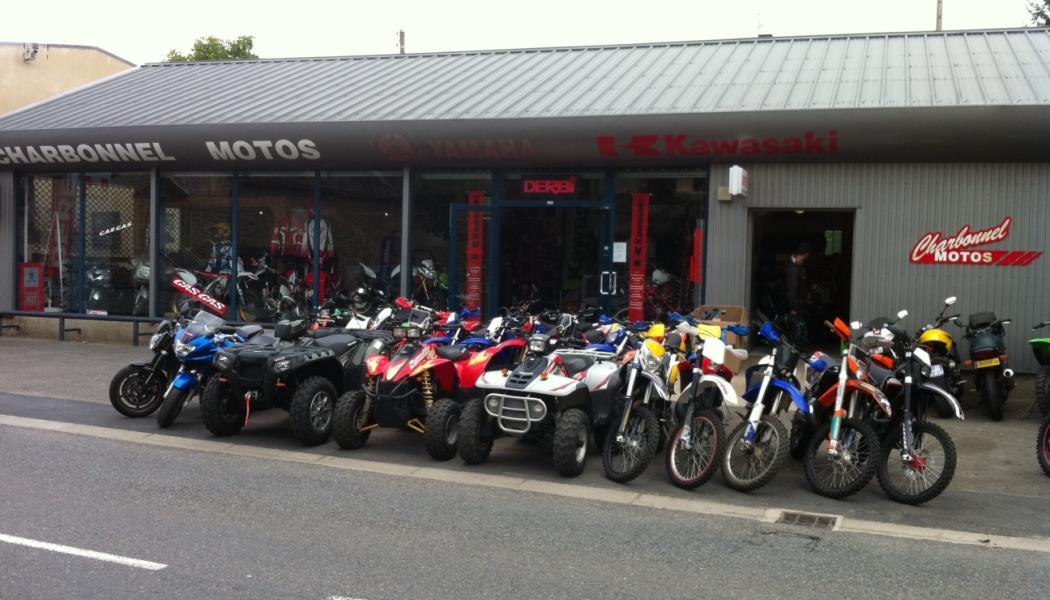 Charbonnel motos