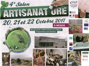 salon artisanature mende